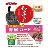 ジェーピースタイル  和の究み セレクトヘルスケア 腎臓ガード 2種の味アソート 200g