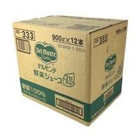 【ケース販売】野菜ジュース 900g×12本
