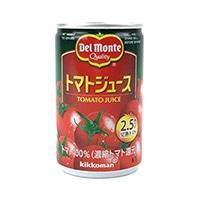【ケース販売】デルモンテ トマトジュース 160g×20本