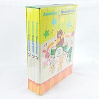 N 3冊組ポケットアルバムミュージカルバンド
