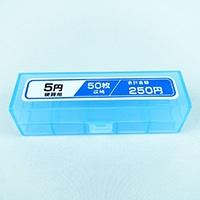 N.コインケース 5円 ブルー 3005
