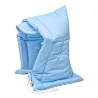 防災頭巾 防災加工ブルー BZ-101B(子ども用)