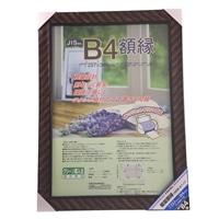 ナカバヤシ 軽量額縁 樹脂製 金ラック B4判 フ-KWP-16