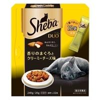 シーバ デュオ 香りのまぐろとクリーミーチーズ味 240g