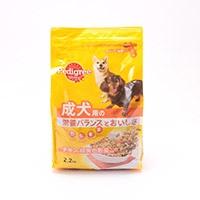 ぺディグリー 成犬用 チキン&野菜 2.2Kg