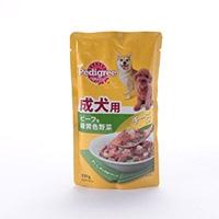 P103 成犬用 ビーフ&野菜とチーズ 130G