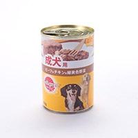 P122チャム 成犬用ビーフ&チキン&野菜400g
