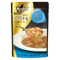 シーバ アミューズ スープ お魚しらす蟹かま 40g