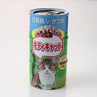 キティキャット 白身魚入りかつお 3缶パック