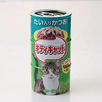 キティキャット たい入りかつお 3缶パック