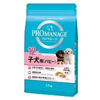 PM12ヶ月までの子犬用1.7kg
