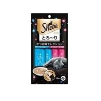 【数量限定】シーバ とろ〜りかつお味セレクション 12g×4P