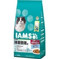 アイムス体重管理 成猫用 まぐろ味550g