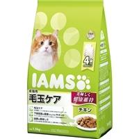 アイムス 成猫用 毛玉ケア チキン 1.5kg