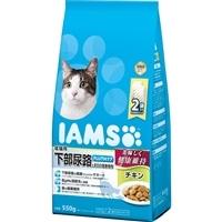 アイムス下部尿路とお口の健康 成猫用 チキン550g