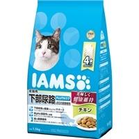 【数量限定】アイムス下部尿路とお口の健康 成猫用 1.5kg