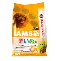 アイムス子犬用チキン小粒2.6kg