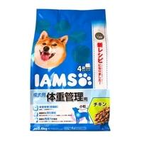 アイムス体重管理用 成犬用 チキン小粒2.6kg