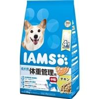 アイムス体重管理用 成犬用 チキン中粒2.6kg