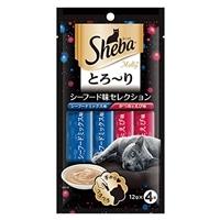 シーバとろ〜りシーフード味セレクション12g×4P