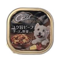 シーザー おうちレシピ ビーフチーズ&野菜 100g