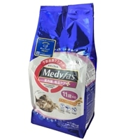 メディファス 室内猫 毛玉ケアプラス 11歳から チキン&フィッシュ味 1.41kg