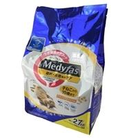 メディファス 避妊・去勢後のケア 子ねこから10歳 まで チキン&フィッシュ味 2.7kg