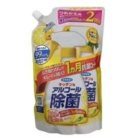 フマキラー キッチン用アルコール除菌スプレー つめかえ用 720ml