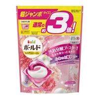 P&G ボールド ジェルボール 3D 癒しのプレミアムブロッサムの香り つめかえ用 超ジャンボ 46個
