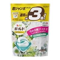 P&G ボールド ジェルボール 3D グリーンガーデン&ミュゲの香り つめかえ用 超ジャンボ 44個