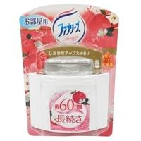 【数量限定】P&G お部屋の ファブリーズ アロマ しあわせアップルの香り 5.5mL 芳香剤