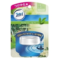 P&G お部屋の ファブリーズ アロマ さわやかナチュラルグリーンの香り 付替用 5.5mL 芳香剤