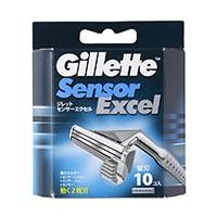 P&G ジレット センサーエクセル専用替刃 替刃10個入