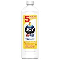 【数量限定】P&G ジョイ コンパクト ダブル除菌 スパークリングレモンの香り 詰替 特大 770ml