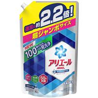 【数量限定】P&G アリエール ジェル 超ジャンボサイズ 1.7kg 洗濯洗剤