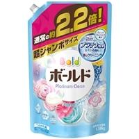 P&G ボールド ジェル 超ジャンボサイズ 1.58kg 洗濯洗剤