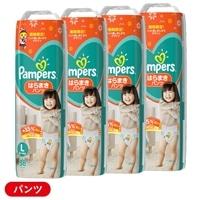 【ケース販売】P&G パンパース はらまきパンツ Lサイズ[9-14kg] 152枚(38枚×4個)