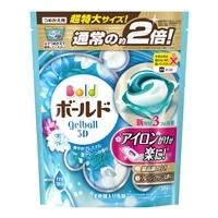 P&G ボールド ジェルボール 3D 爽やかプレミアムクリーンの香り つめかえ用 34個入り 柔軟剤入り洗剤