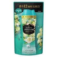 レノア ハピネス香り付け専用剤アロマジュエル 詰替 エメラルドブリーズの香り 455ml