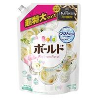 【カインズ限定】P&G ボールド 香りのサプリイン ジェル プリンセスパール&フローラルの香り 特大 1.12kg 洗濯洗剤
