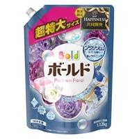 【数量限定】P&G ボールド 香りのサプリインジェル クラッシーフローラル&サボンの香り 特大 1.12kg 洗濯洗剤