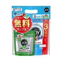 【数量限定】P&G 食洗機用 ハイウォッシュ ジョイ 除菌 つめかえ用 ジョイジェルタブ付