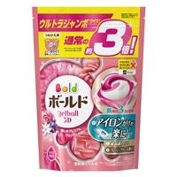 P&G ボールド 洗濯洗剤 ジェルボール3D 癒しのプレミアムブロッサムの香り 詰替 ウルトラジャンボ 52個