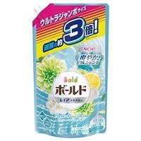 【数量限定】P&G ボールドジェル フレッシュピュアクリーンの香り 詰替 ウルトラジャンボ 1850g