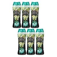 【ケース販売】レノア ハピネス香り付け専用剤アロマジュエル 本体 エメラルドブリーズの香り 520ml×6