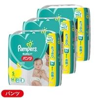 【ケース販売】P&G パンパース (パンツ) Sサイズ[4-8kg]282枚(94枚×3個)