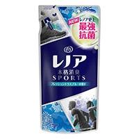 レノア 本格消臭 スポーツ フレッシュシトラスブルーの香り 詰替用 430ml 柔軟剤