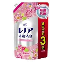 【数量限定】レノア 本格消臭 柔軟剤 詰替超特大 フローラルフルーティーソープの香り 1320ml
