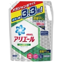 P&G アリエール ジェル リビングドライ つめかえ用 メガジャンボ 2.4kg 洗濯洗剤