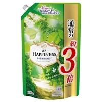 レノア ハピネス 柔軟剤 ユニセックスシリーズ グリーンブリーズの香り 詰替 超特大 1180mL